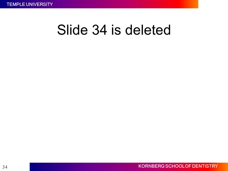 Slide 34 is deleted