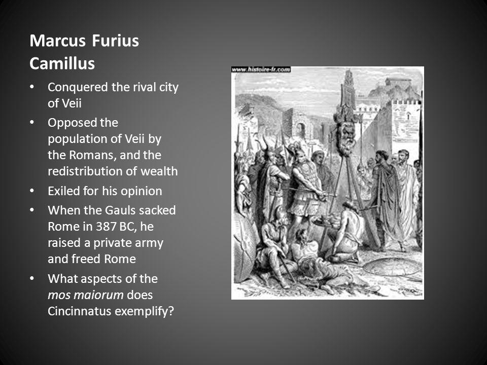 Marcus Furius Camillus