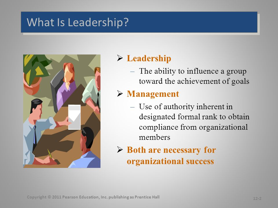Trait Theories of Leadership