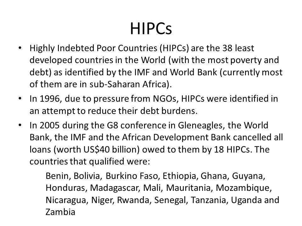 HIPCs