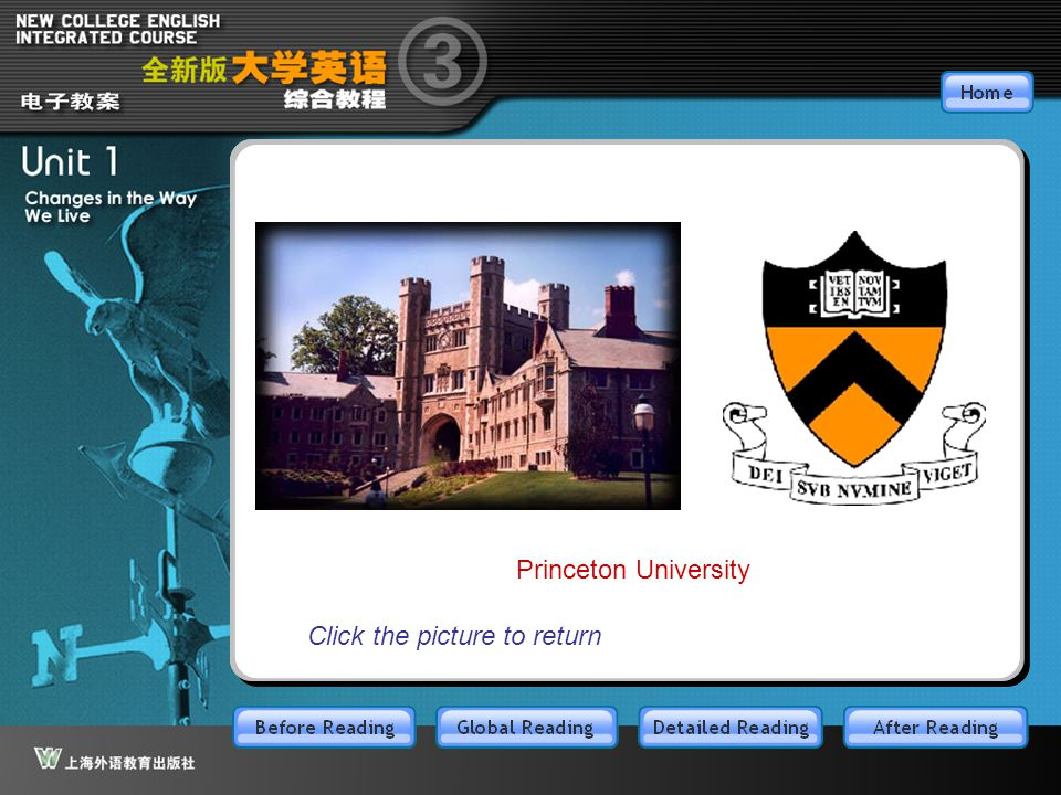 BR3.1.7 Princeton University Click the picture to return