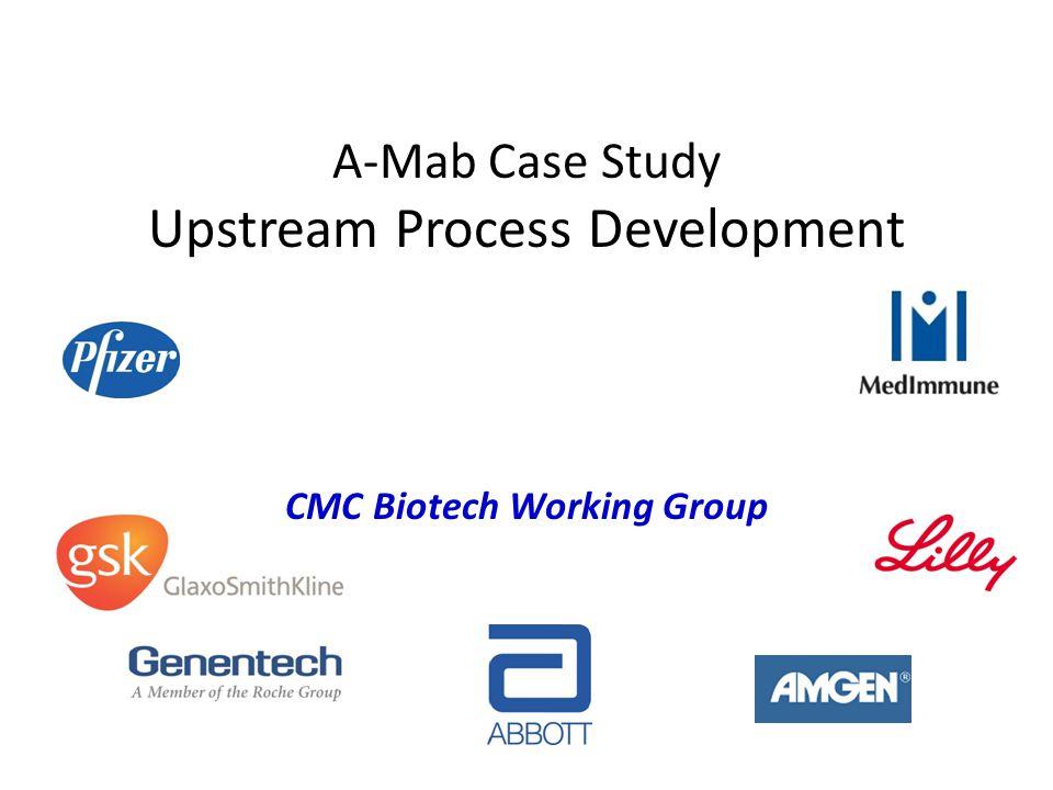 A-Mab Case Study Upstream Process Development