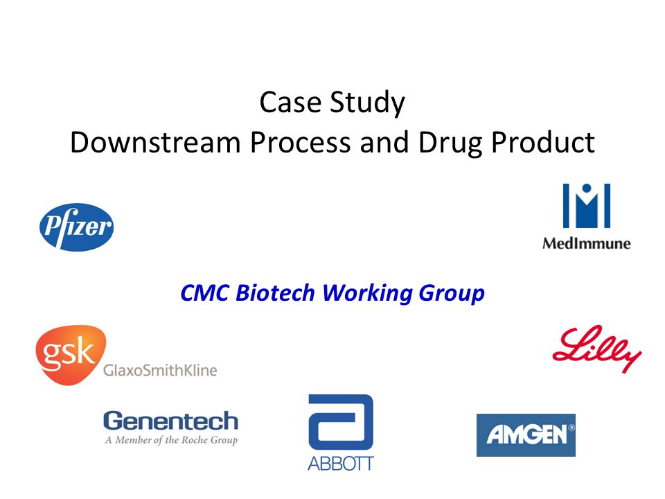 Case Study Downstream Process and Drug Product
