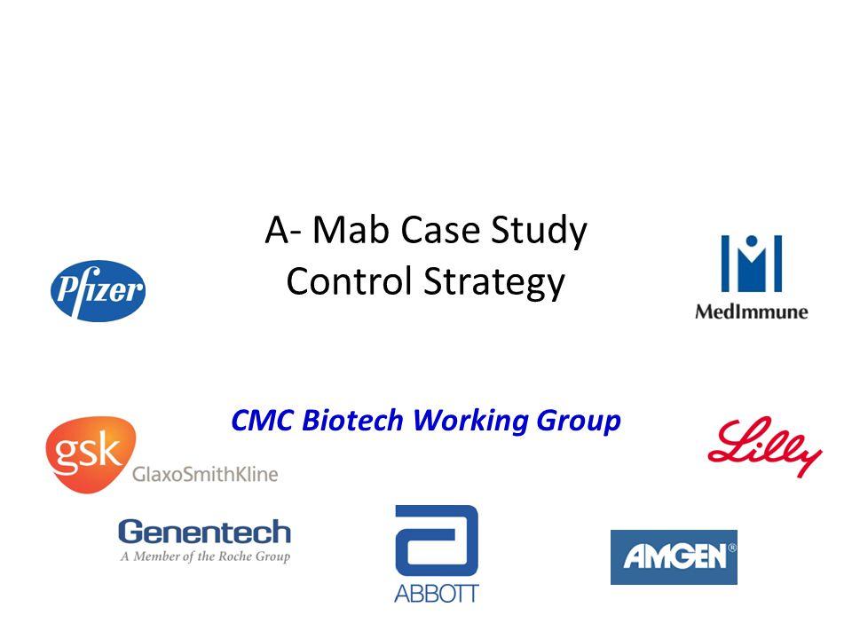 A- Mab Case Study Control Strategy