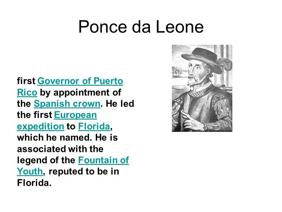 Ponce da Leone