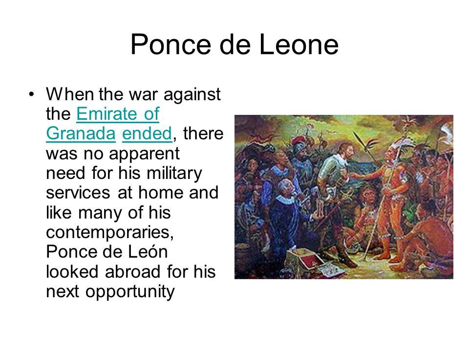 Ponce de Leone