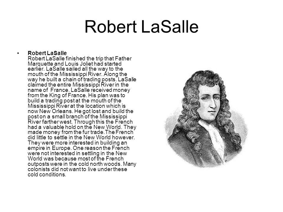 Robert LaSalle