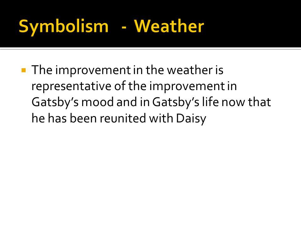 Symbolism - Weather