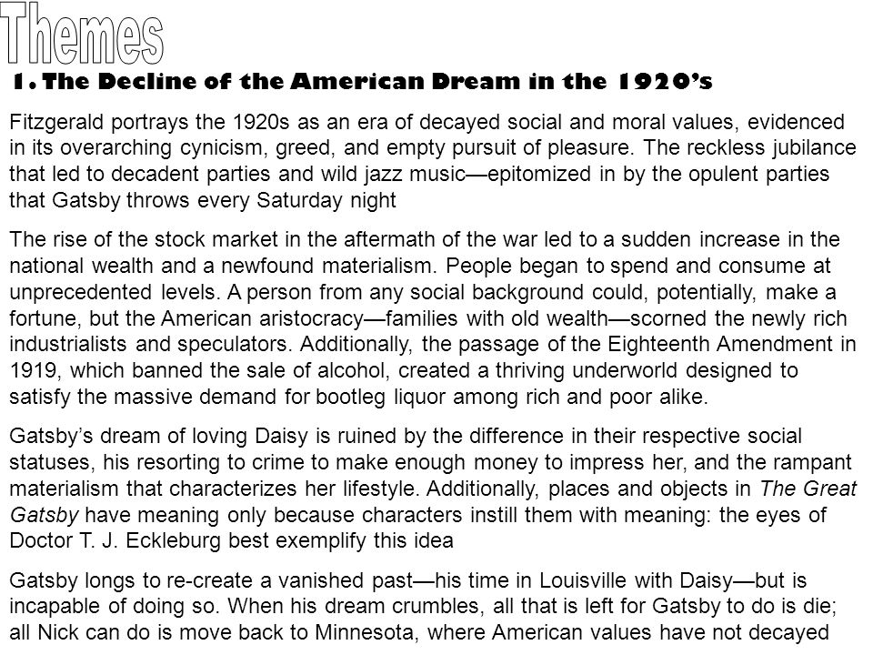 consumer debt and materialism essay Chapter 27: the consumer society: the 1950s • challenges to the consumer society and mainstream politics debt rose from $57 million in 1945 to $561.