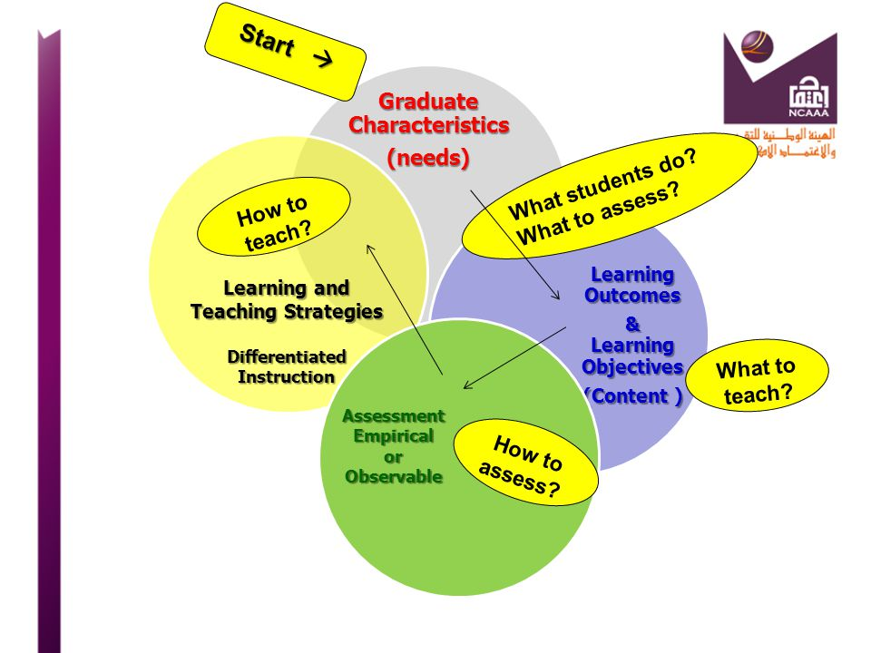 Graduate Characteristics Learning and Teaching Strategies