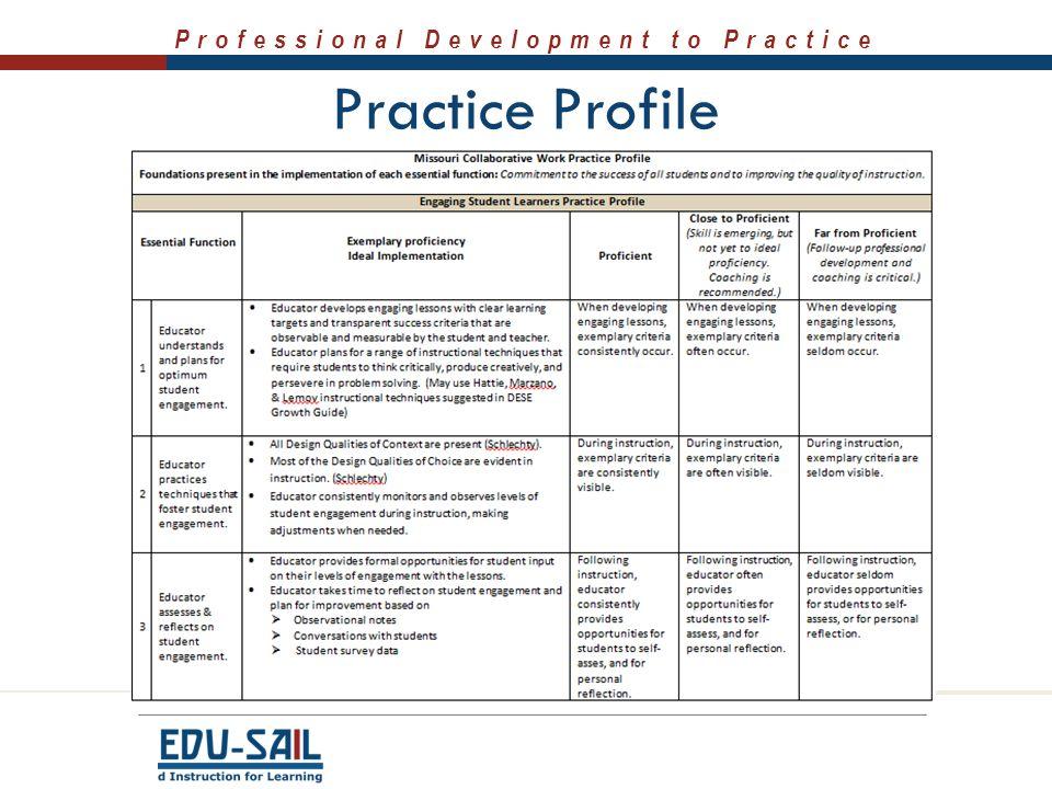 Practice Profile
