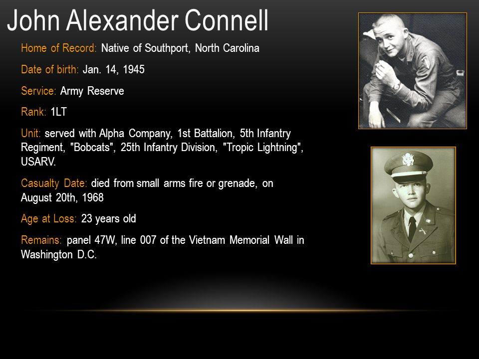 John Alexander Connell