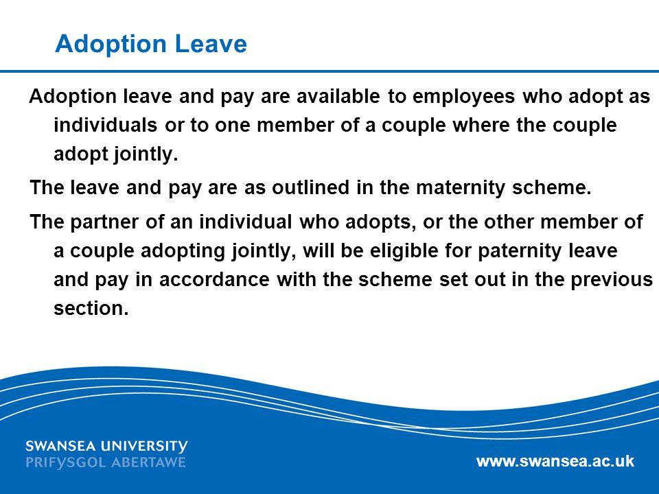 Adoption Leave