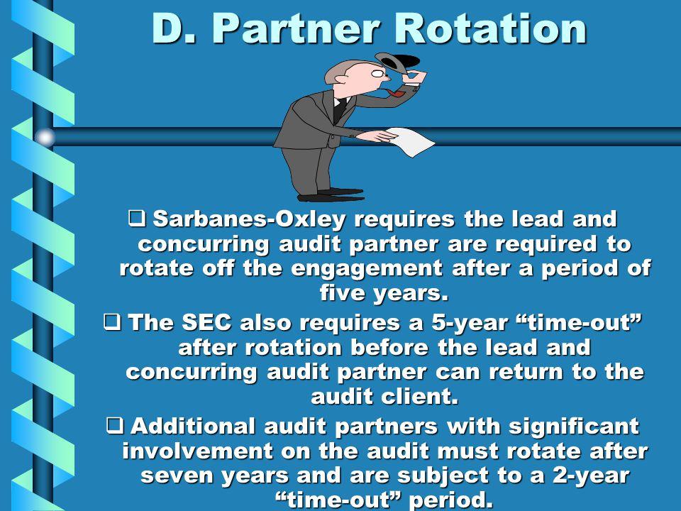 D. Partner Rotation