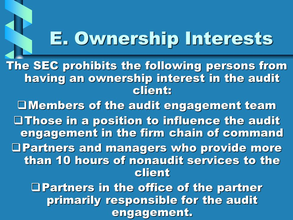 Members of the audit engagement team