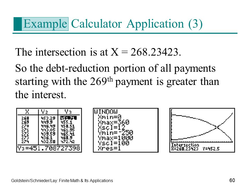 Example Calculator Application (3)