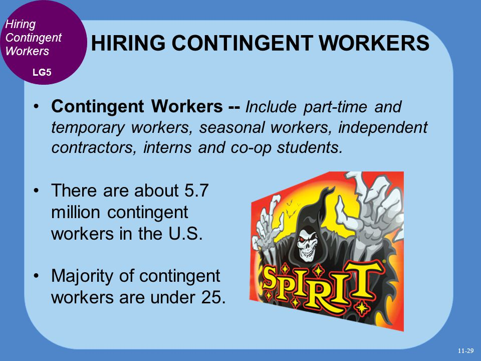 HIRING CONTINGENT WORKERS