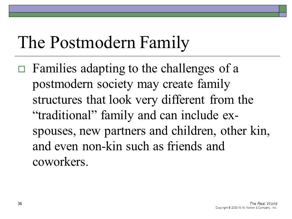 The Postmodern Family