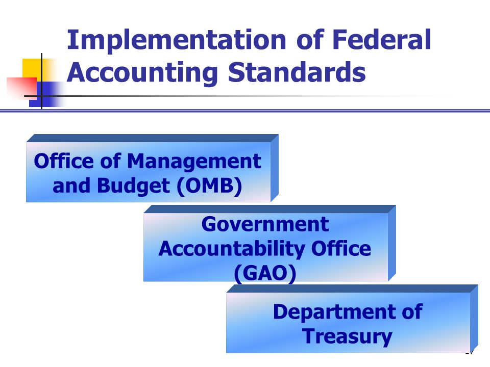 Implementation of Federal Accounting Standards