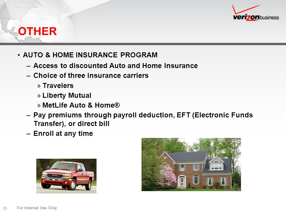 OTHER AUTO & HOME INSURANCE PROGRAM
