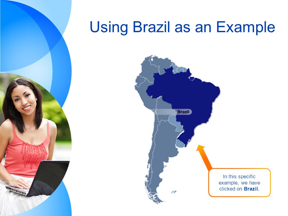 Using Brazil as an Example