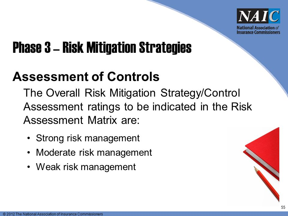 Phase 3 – Risk Mitigation Strategies