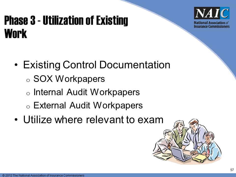 Phase 3 - Utilization of Existing Work