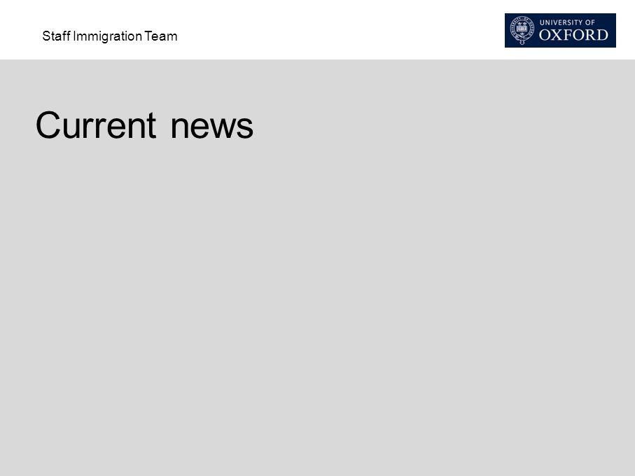 Current news New screen