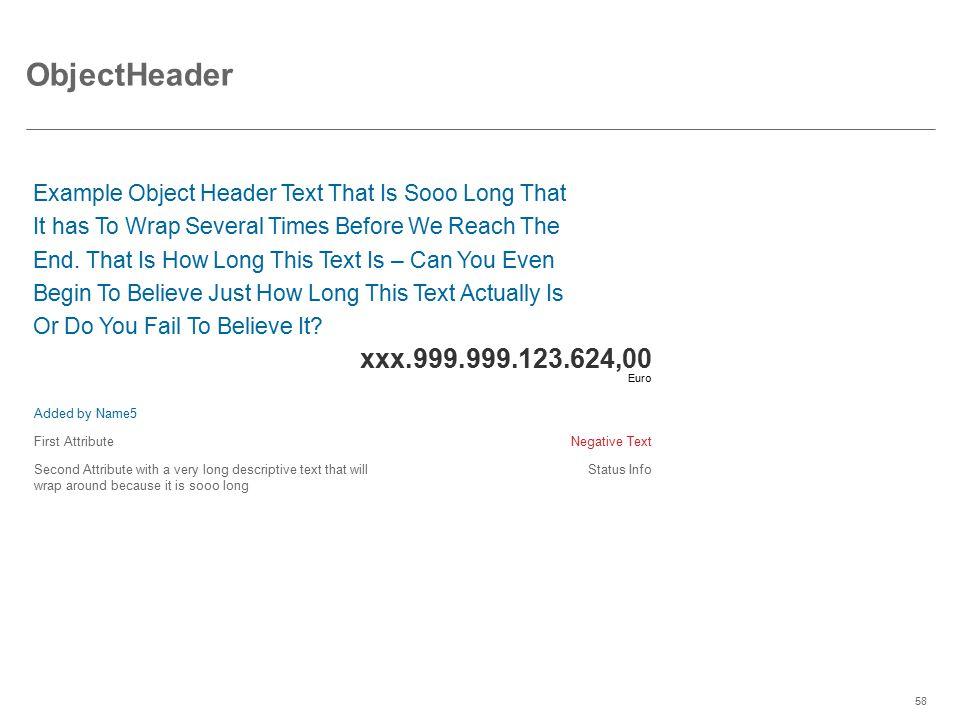 ObjectHeader