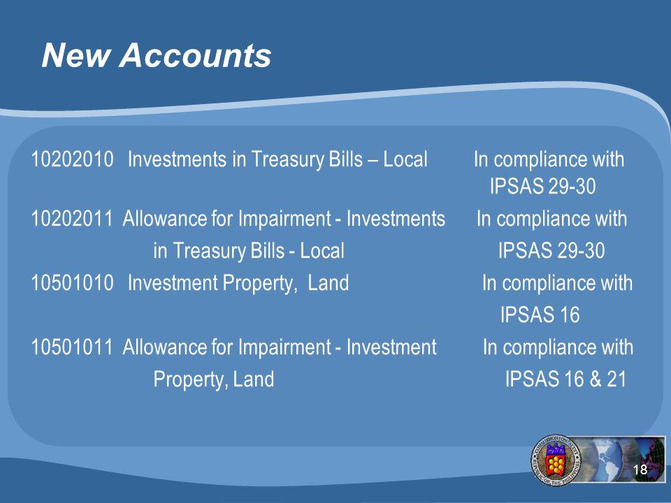 New Accounts
