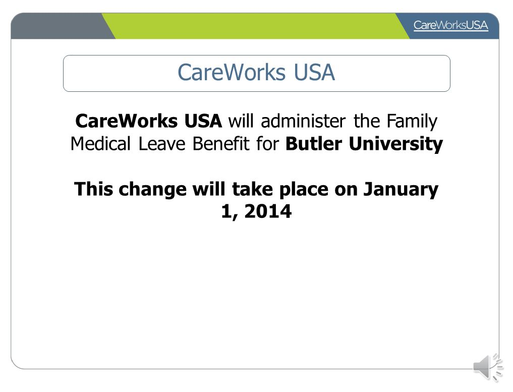This change will take place on January 1, 2014
