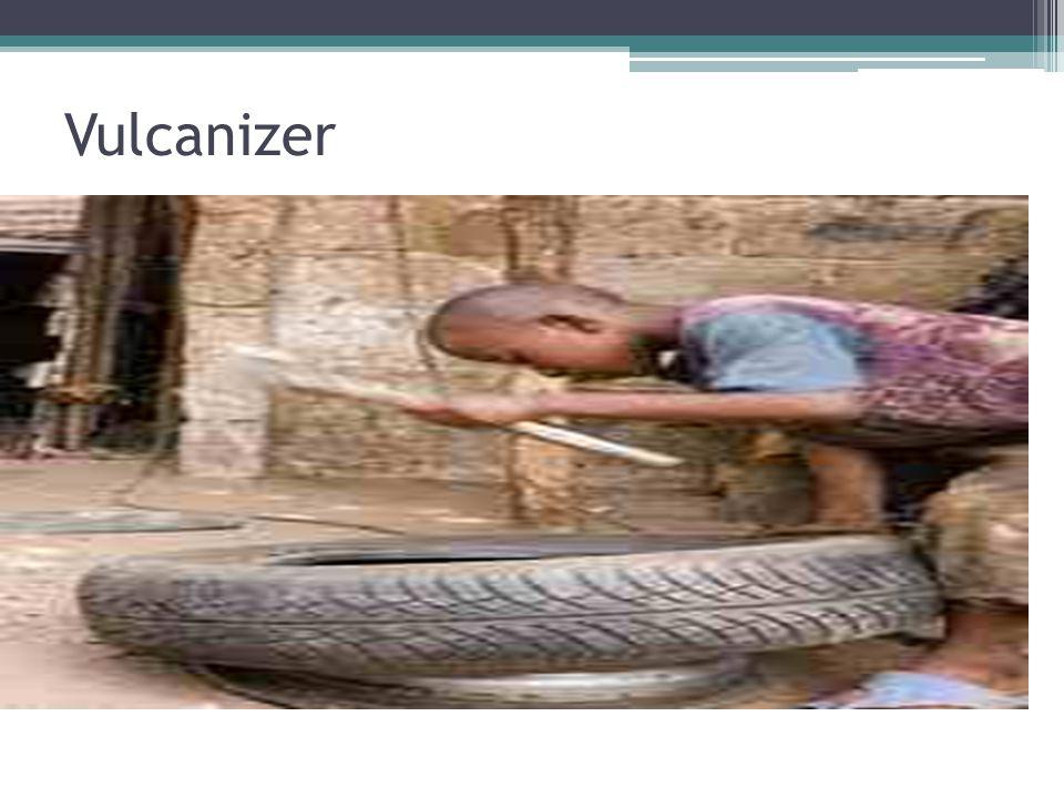 Vulcanizer