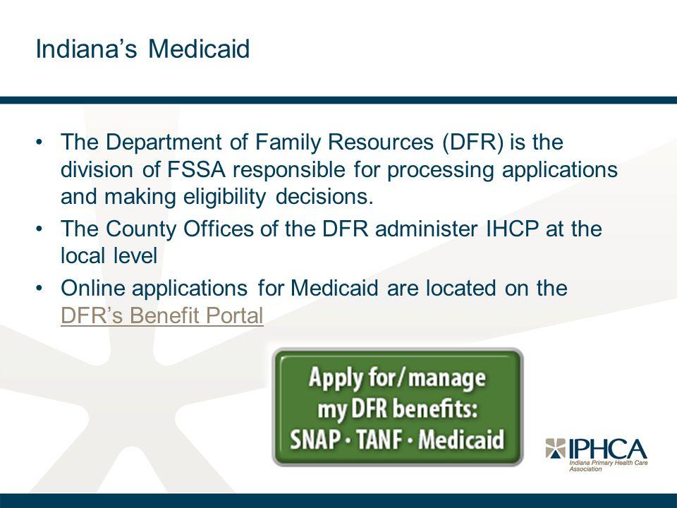 Indiana's Medicaid