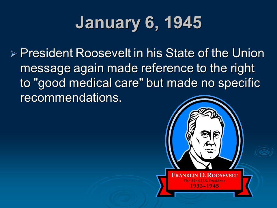 January 6, 1945