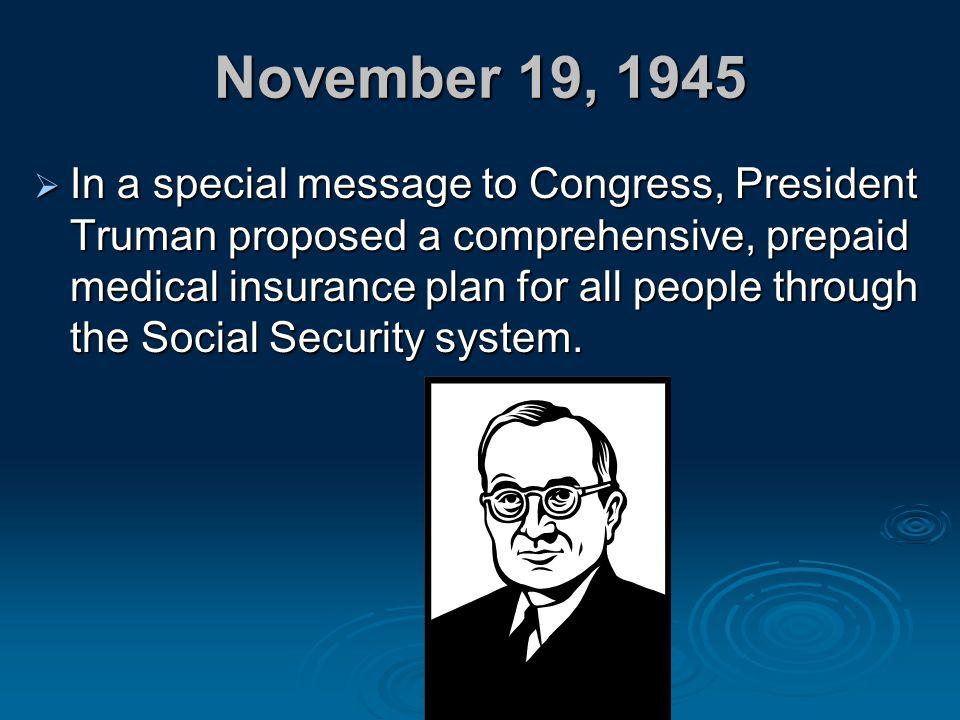 November 19, 1945