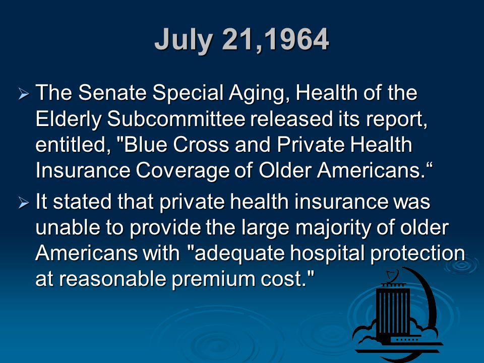 July 21,1964