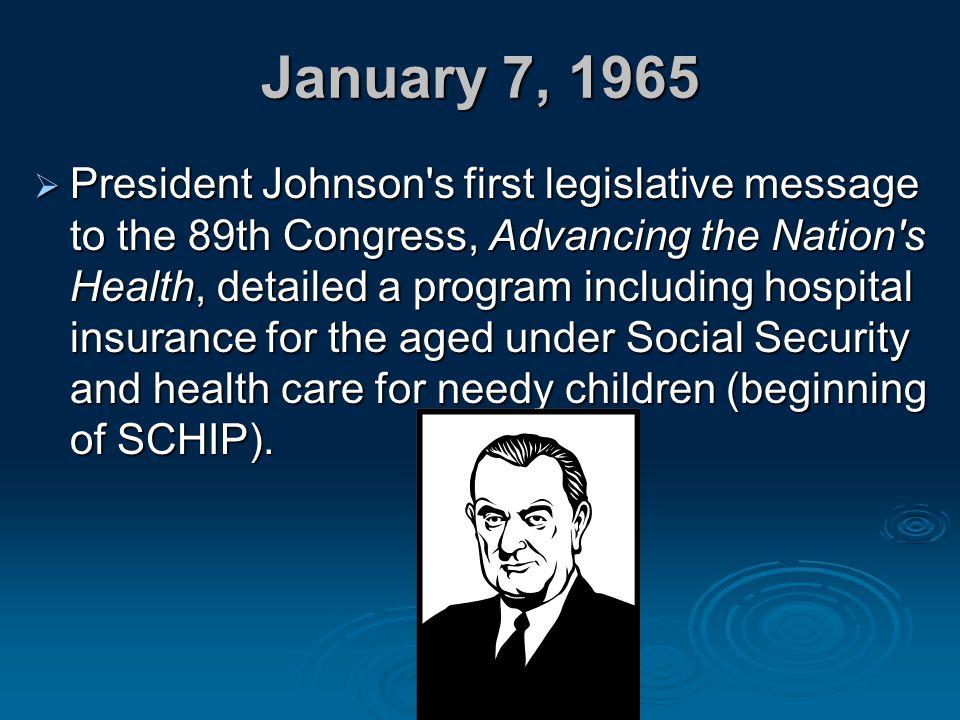 January 7, 1965