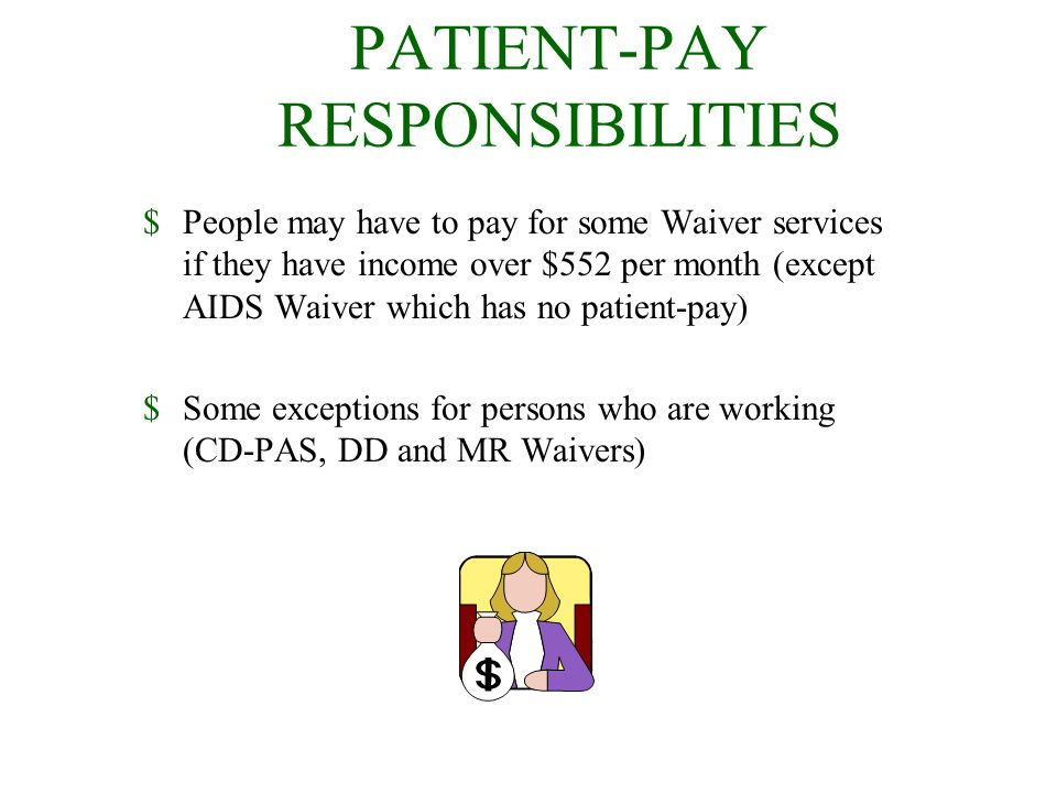 PATIENT-PAY RESPONSIBILITIES
