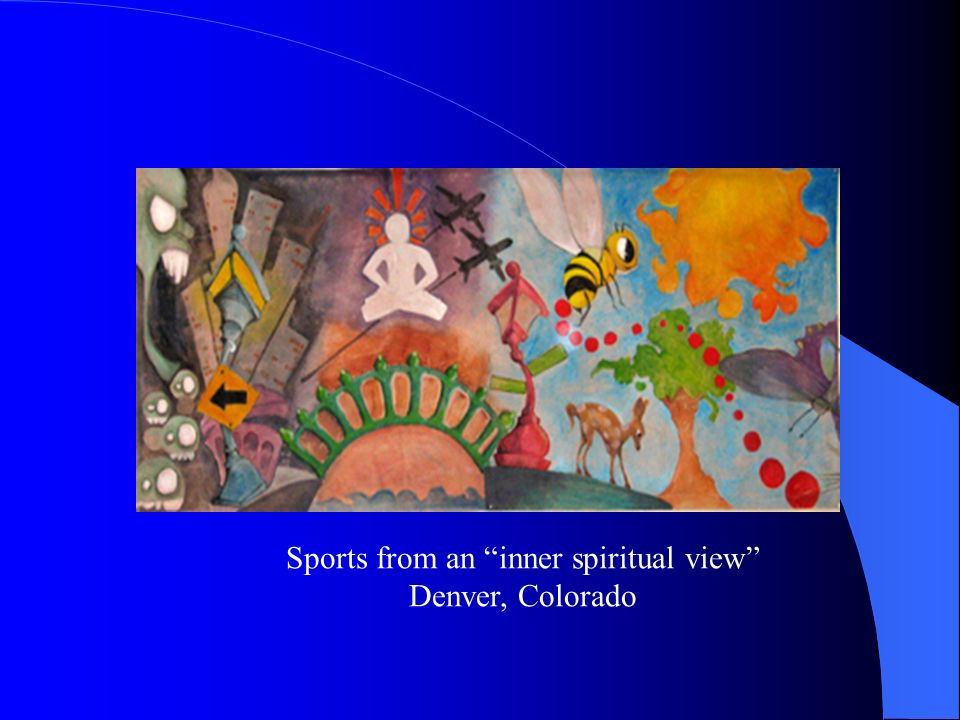 Sports from an inner spiritual view