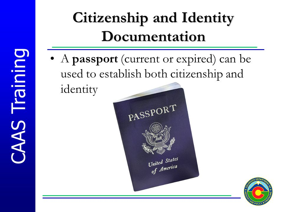 Citizenship and Identity Documentation