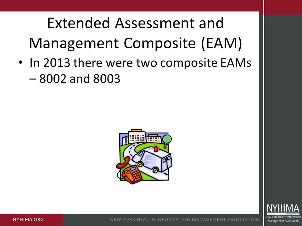 Extended Assessment and Management Composite (EAM)