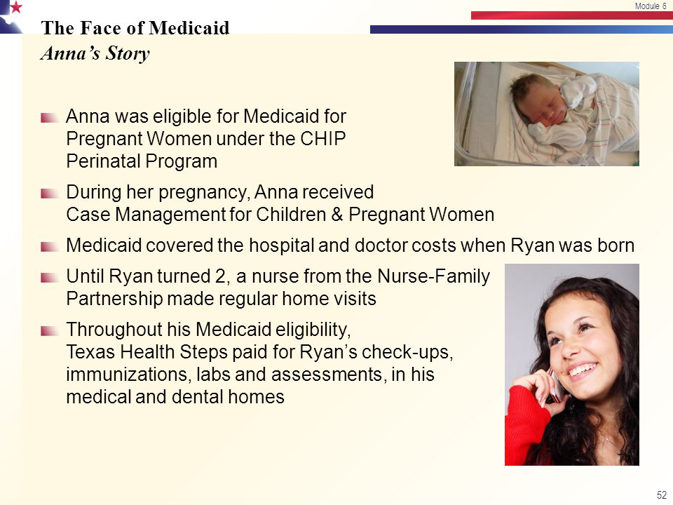 The Face of Medicaid Anna's Story