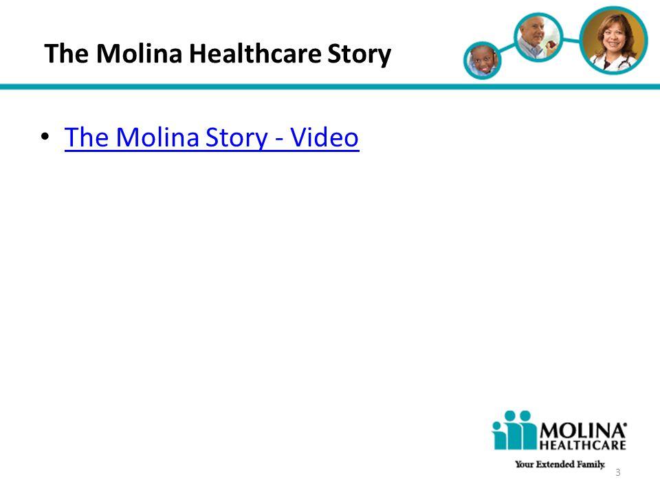 The Molina Healthcare Story