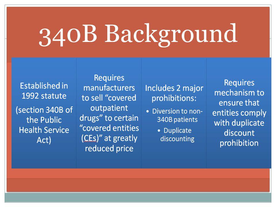 340B Background
