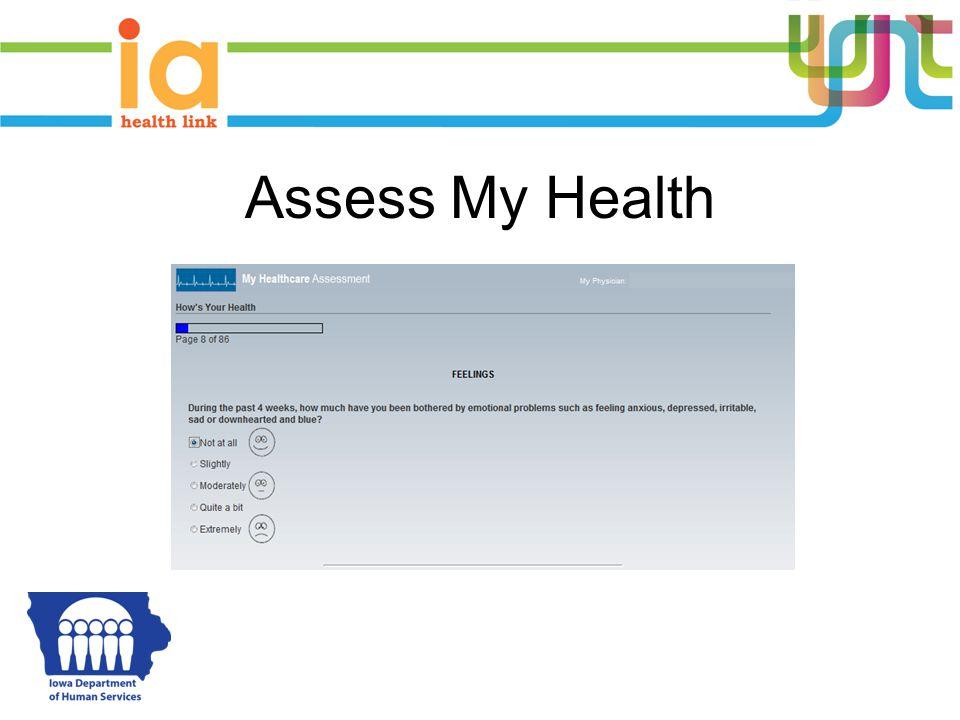 Assess My Health