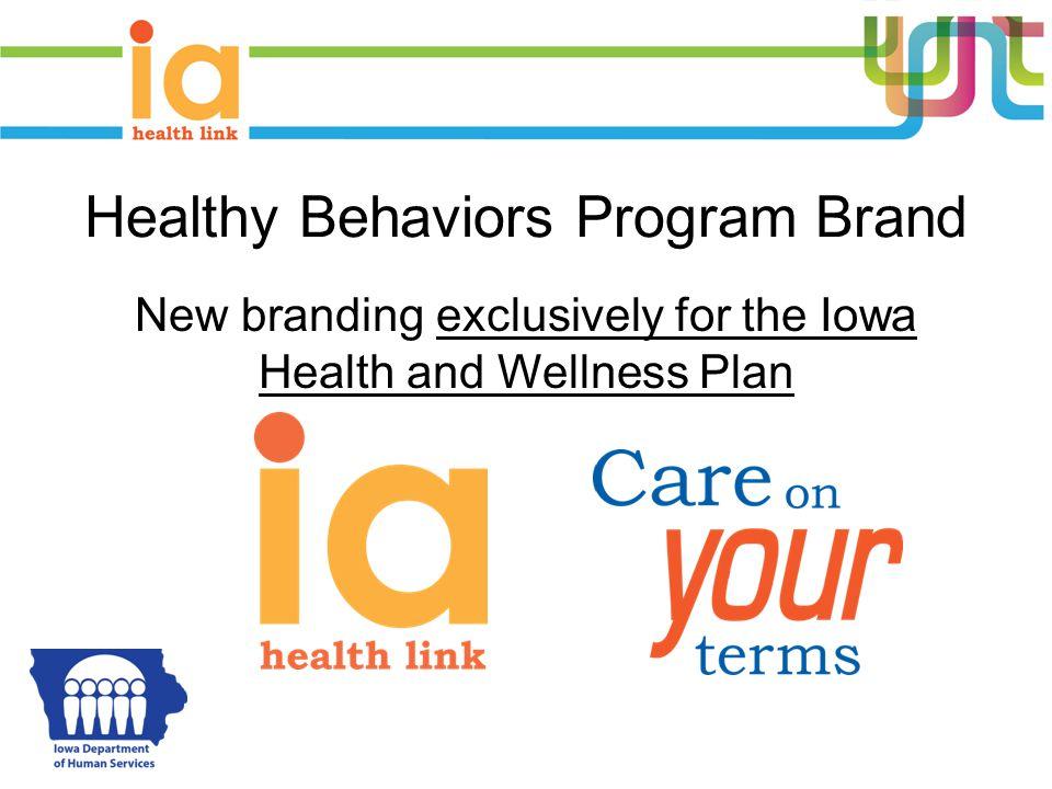Healthy Behaviors Program Brand