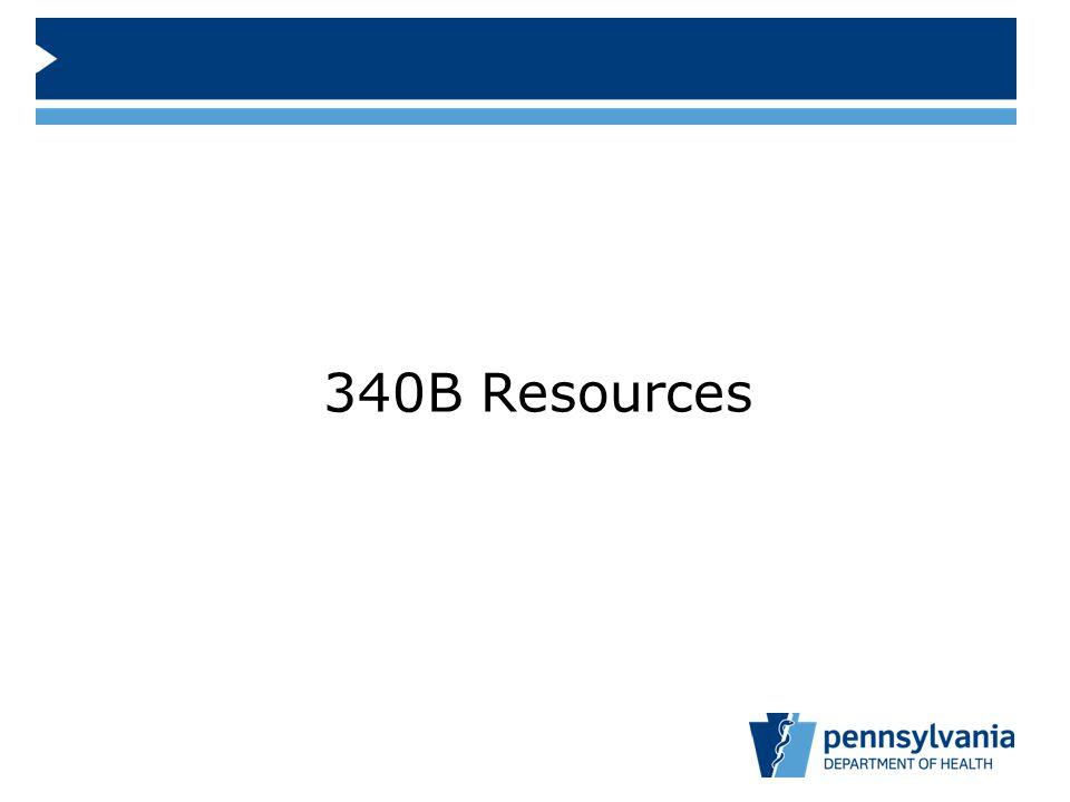 340B Resources