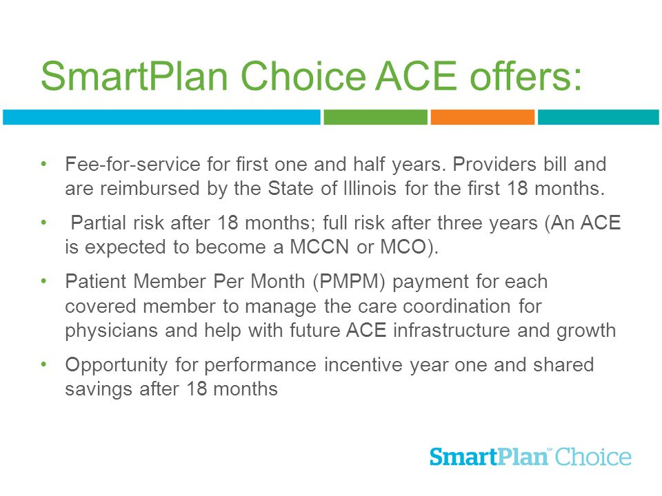 SmartPlan Choice ACE offers: