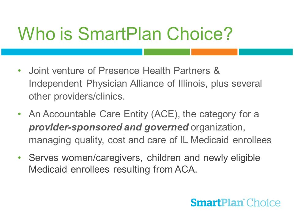Who is SmartPlan Choice