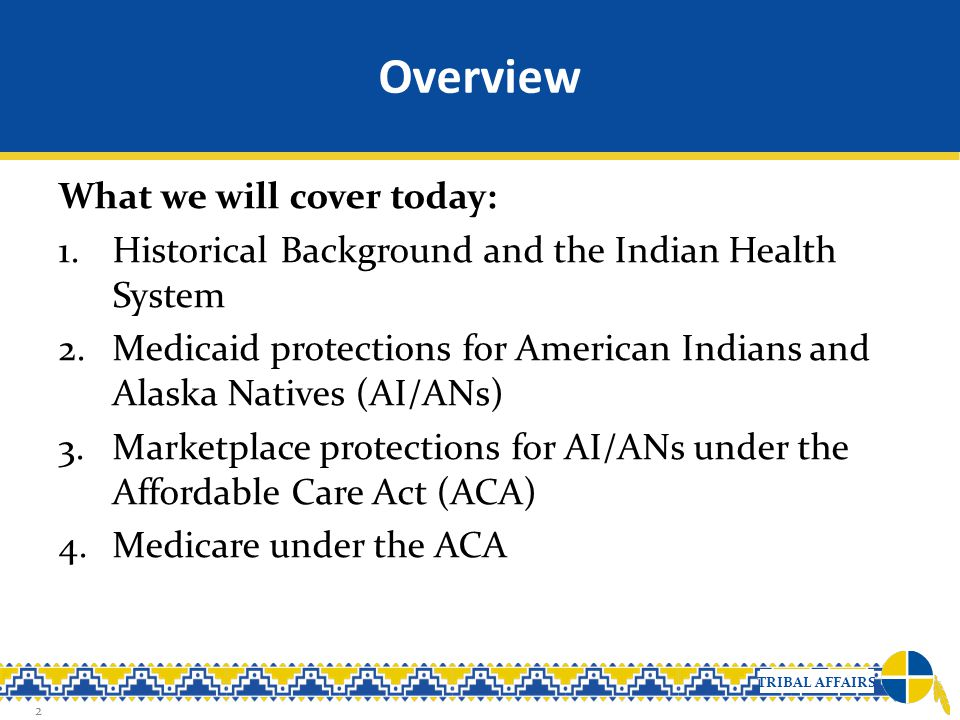 Overview What we will cover today: